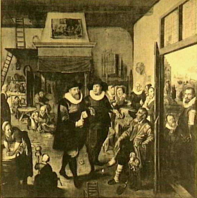 "circle of <a class=""recordlink artists"" href=""/explore/artists/78989"" title=""Werner van den Valckert""><span class=""text"">Werner van den Valckert</span></a>"