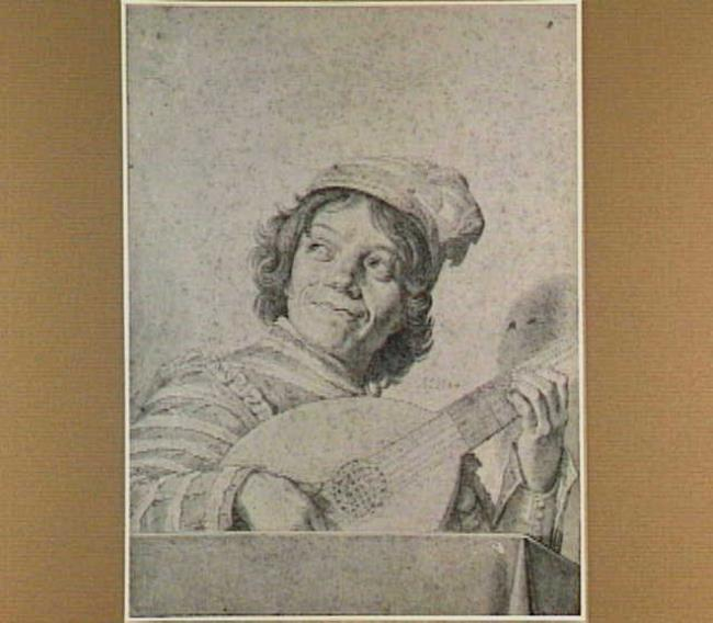 "<a class=""recordlink artists"" href=""/explore/artists/3626"" title=""David Bailly""><span class=""text"">David Bailly</span></a> after <a class=""recordlink artists"" href=""/explore/artists/35550"" title=""Frans Hals (I)""><span class=""text"">Frans Hals (I)</span></a>"