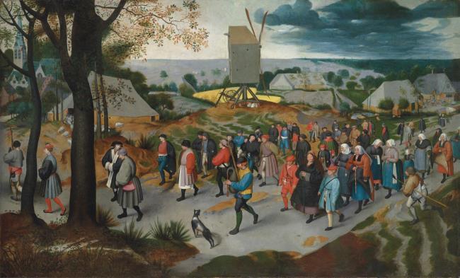 "navolger van <a class=""recordlink artists"" href=""/explore/artists/13293"" title=""Pieter Brueghel (II)""><span class=""text"">Pieter Brueghel (II)</span></a> of <a class=""recordlink artists"" href=""/explore/artists/17249"" title=""Marten van Cleve (I)""><span class=""text"">Marten van Cleve (I)</span></a>"