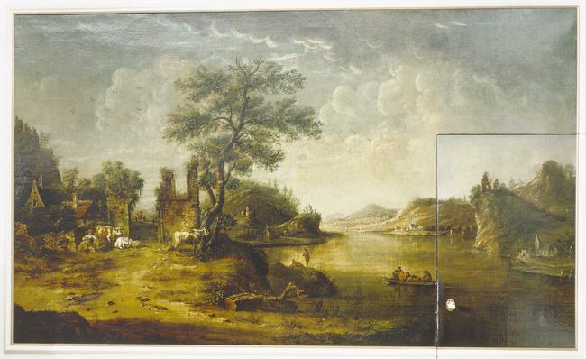 "<a class=""recordlink artists"" href=""/explore/artists/1984"" title=""Anoniem""><span class=""text"">Anoniem</span></a> <a class=""thesaurus"" href=""/nl/explore/thesaurus?term=29960&domain=PLAATS"" title=""Noordelijke Nederlanden (historische regio)"" >Noordelijke Nederlanden (historische regio)</a> ca.1780-1786"
