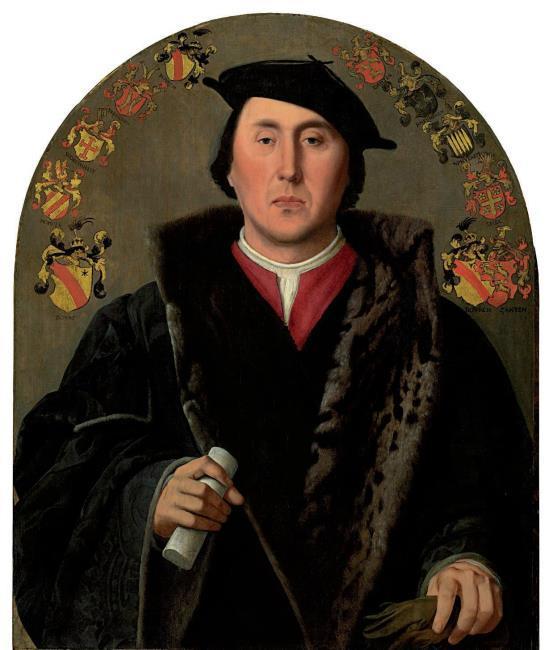 "<a class=""recordlink artists"" href=""/explore/artists/80537"" title=""Jan Cornelisz. Vermeyen""><span class=""text"">Jan Cornelisz. Vermeyen</span></a> of <a class=""recordlink artists"" href=""/explore/artists/71591"" title=""Jan van Scorel""><span class=""text"">Jan van Scorel</span></a>"