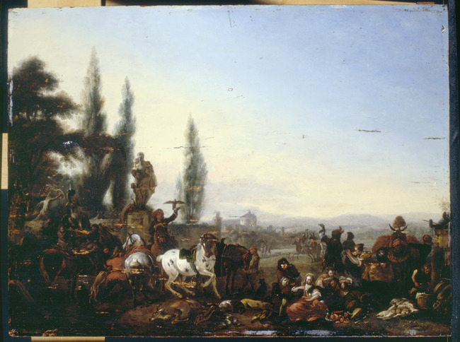 """manner of/after <a class=""""recordlink artists"""" href=""""/explore/artists/85690"""" title=""""Philips Wouwerman""""><span class=""""text"""">Philips Wouwerman</span></a>"""