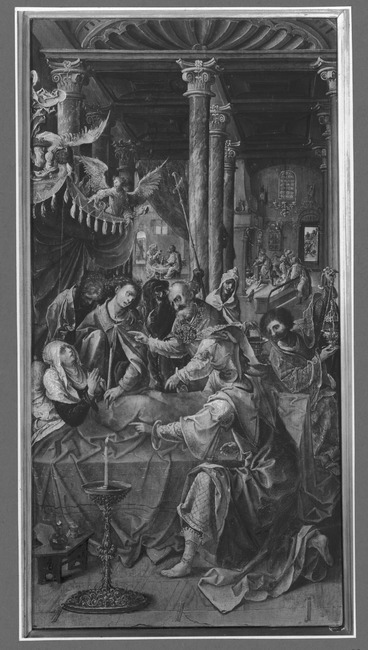 "<a class=""recordlink artists"" href=""/explore/artists/111996"" title=""Meester van Amiens""><span class=""text"">Meester van Amiens</span></a>"