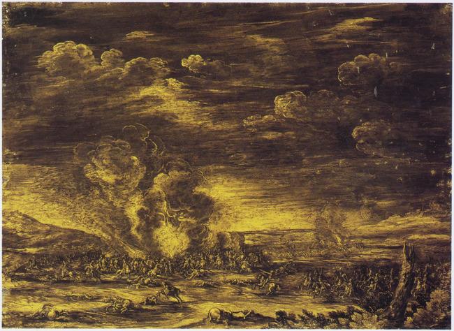 """toegeschreven aan <a class=""""recordlink artists"""" href=""""/explore/artists/5187"""" title=""""Johann Wilhelm Baur""""><span class=""""text"""">Johann Wilhelm Baur</span></a> naar <a class=""""recordlink artists"""" href=""""/explore/artists/14836"""" title=""""Jacques Callot""""><span class=""""text"""">Jacques Callot</span></a>"""