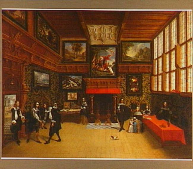 "<a class=""recordlink artists"" href=""/explore/artists/18264"" title=""Gonzales Coques""><span class=""text"">Gonzales Coques</span></a> and <a class=""recordlink artists"" href=""/explore/artists/59042"" title=""Pieter Neefs (I)""><span class=""text"">Pieter Neefs (I)</span></a>"