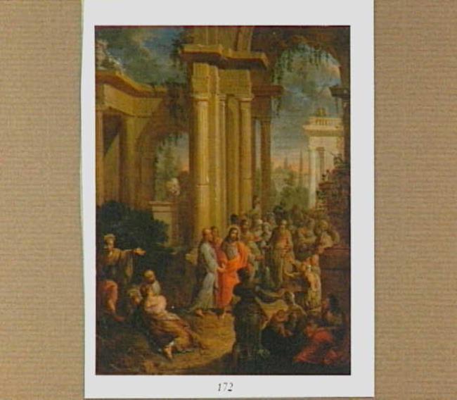 "toegeschreven aan <a class=""recordlink artists"" href=""/explore/artists/15154"" title=""Hendrick Cantelbeeck""><span class=""text"">Hendrick Cantelbeeck</span></a>"