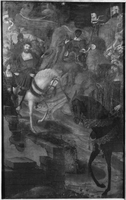 """<a class=""""recordlink artists"""" href=""""/explore/artists/1984"""" title=""""Anoniem""""><span class=""""text"""">Anoniem</span></a> <a class=""""thesaurus"""" href=""""/en/explore/thesaurus?term=29961&domain=PLAATS"""" title=""""Zuidelijke Nederlanden (historische regio)"""" >Zuidelijke Nederlanden (historische regio)</a> ca. 1515-1530"""
