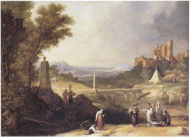 "<a class=""recordlink artists"" href=""/explore/artists/12290"" title=""Bartholomeus Breenbergh""><span class=""text"">Bartholomeus Breenbergh</span></a>"