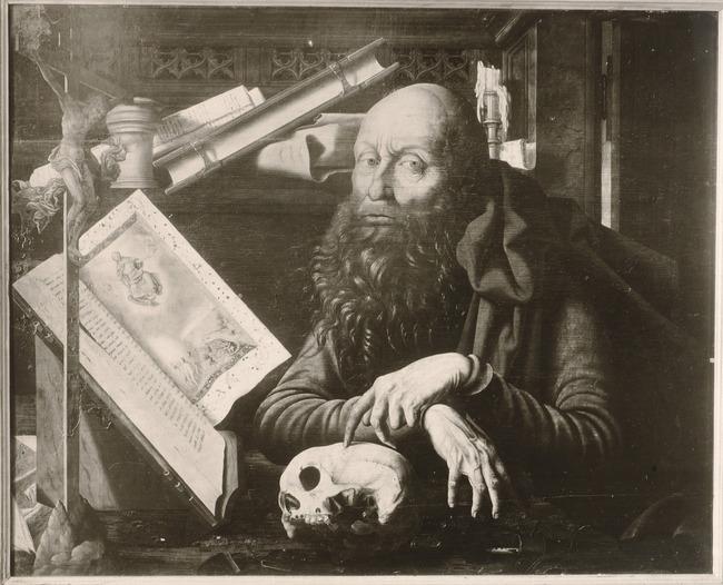 """toegeschreven aan <a class=""""recordlink artists"""" href=""""/explore/artists/66452"""" title=""""Marinus van Reymerswale""""><span class=""""text"""">Marinus van Reymerswale</span></a>"""