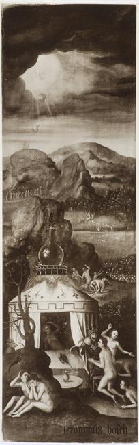 "<a class=""recordlink artists"" href=""/explore/artists/17527"" title=""Marcellus Coffermans""><span class=""text"">Marcellus Coffermans</span></a> vrij naar <a class=""recordlink artists"" href=""/explore/artists/11018"" title=""Jheronimus Bosch""><span class=""text"">Jheronimus Bosch</span></a>"