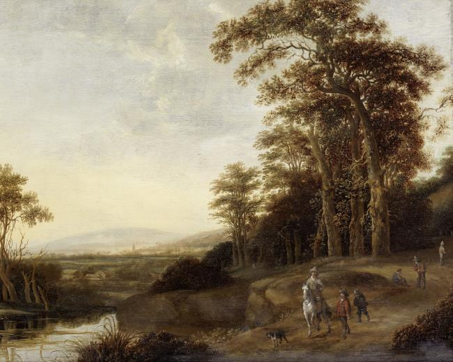 """attributed to <a class=""""recordlink artists"""" href=""""/explore/artists/40049"""" title=""""Jan Jansz. van Houthuysen""""><span class=""""text"""">Jan Jansz. van Houthuysen</span></a>"""