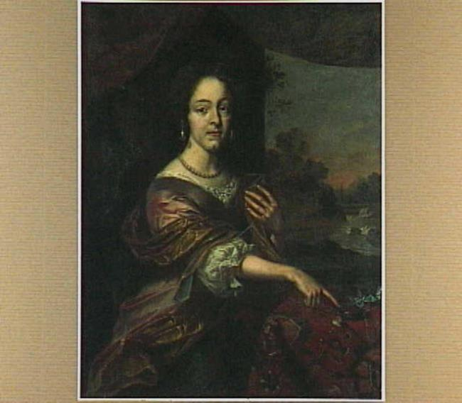 """attributed to <a class=""""recordlink artists"""" href=""""/explore/artists/81797"""" title=""""Johannes Voorhout (I)""""><span class=""""text"""">Johannes Voorhout (I)</span></a>"""