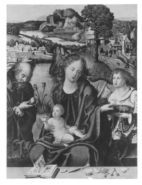 "studio of <a class=""recordlink artists"" href=""/explore/artists/17468"" title=""Pieter Coecke van Aelst (I)""><span class=""text"">Pieter Coecke van Aelst (I)</span></a>"