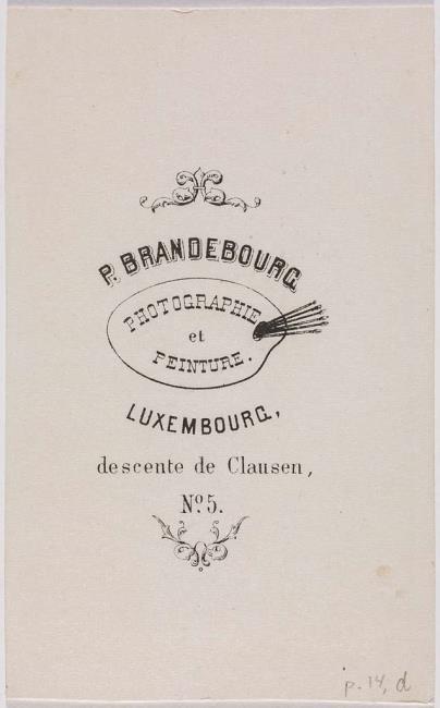 "<a class=""recordlink artists"" href=""/explore/artists/468470"" title=""P. Brandebourg""><span class=""text"">P. Brandebourg</span></a>"