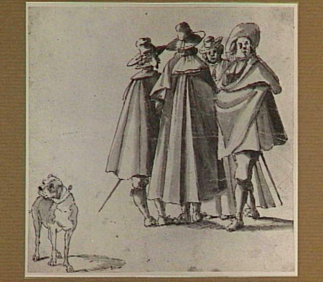 "possibly after <a class=""recordlink artists"" href=""/explore/artists/79783"" title=""Jan van de Velde (II)""><span class=""text"">Jan van de Velde (II)</span></a>"