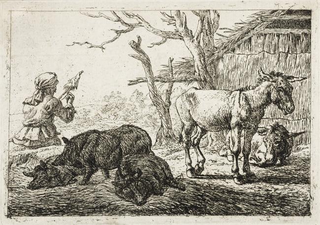 "<a class=""recordlink artists"" href=""/explore/artists/47343"" title=""Pieter van Laer""><span class=""text"">Pieter van Laer</span></a>"