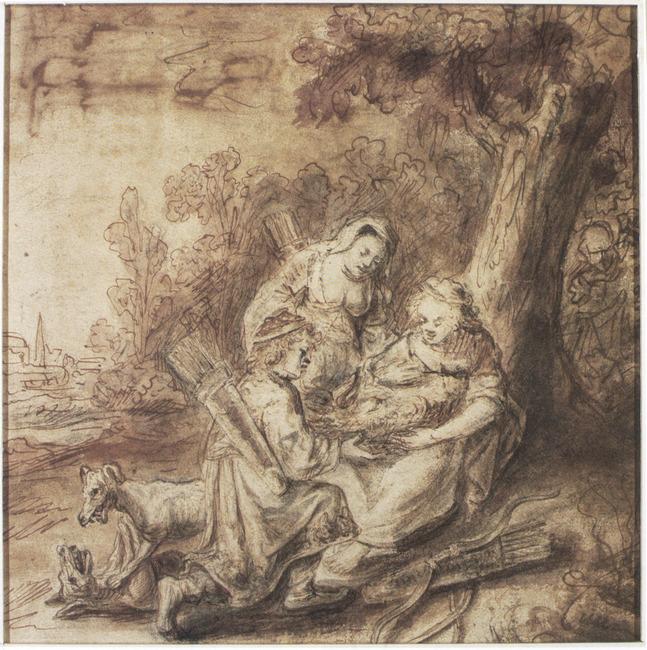 """<a class=""""recordlink artists"""" href=""""/explore/artists/66527"""" title=""""Titus Rembrandtsz. van Rijn""""><span class=""""text"""">Titus Rembrandtsz. van Rijn</span></a>"""
