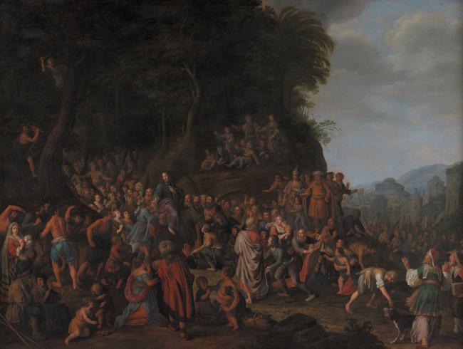 "<a class=""recordlink artists"" href=""/explore/artists/59514"" title=""Adriaen van Nieulandt""><span class=""text"">Adriaen van Nieulandt</span></a>"