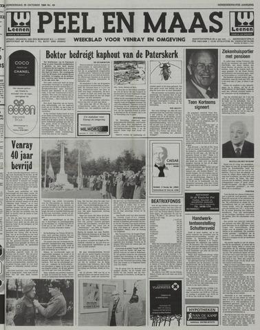 Peel en Maas 1984-10-25