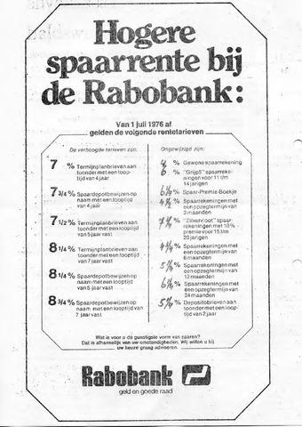 Ysselsteyns Nieuwsblad 1976-07-09