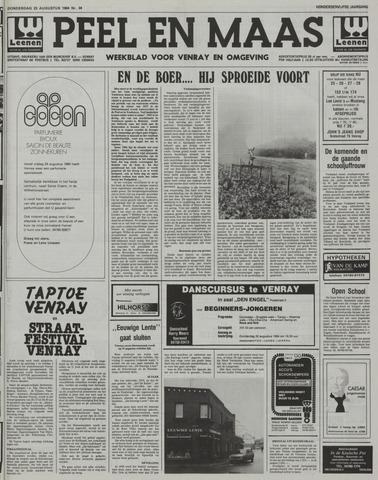 Peel en Maas 1984-08-16