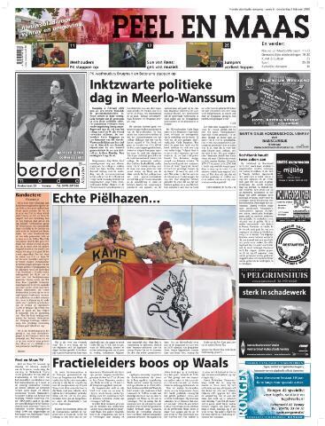 Peel en Maas 2009-02-05