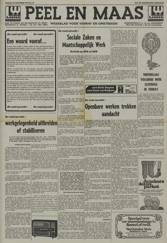 Peel en Maas 1974-11-22
