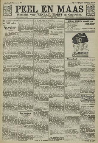 Peel en Maas 1934-11-10
