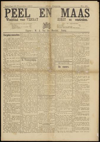 Peel en Maas 1907-11-16