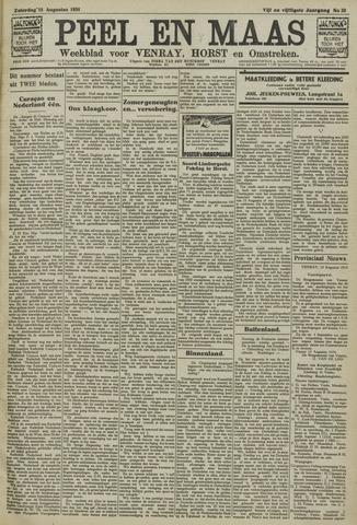 Peel en Maas 1934-08-18