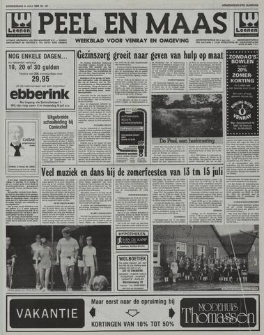Peel en Maas 1984-07-05