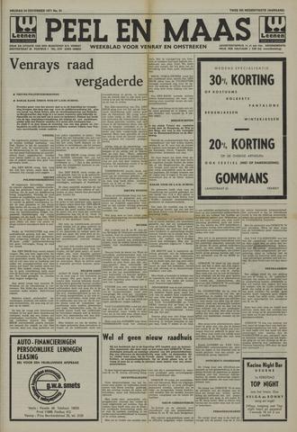 Peel en Maas 1971-12-24