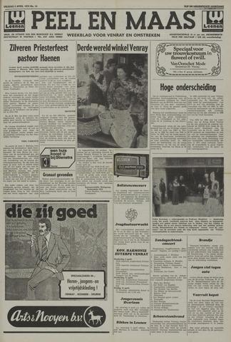 Peel en Maas 1974-04-05
