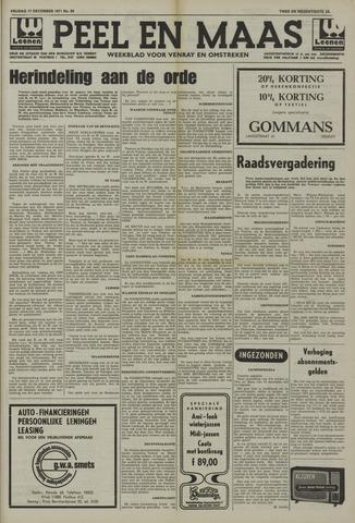 Peel en Maas 1971-12-17