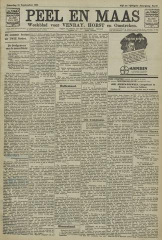 Peel en Maas 1934-09-15