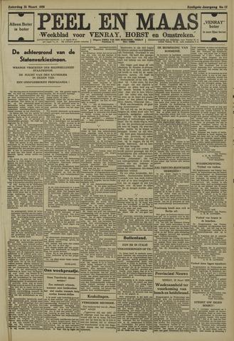 Peel en Maas 1939-03-25