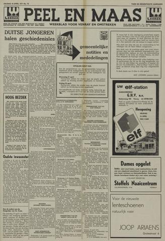 Peel en Maas 1971-04-16