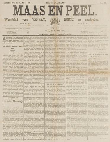 Peel en Maas 1889-03-16