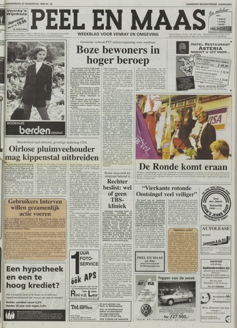 Peel en Maas 1998-08-27