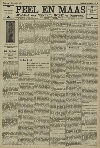 Peel en Maas 1939-09-09