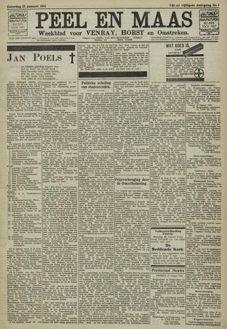 Peel en Maas 1934-01-27
