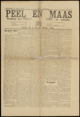 Peel en Maas 1908-04-11