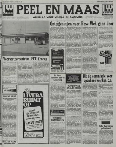 Peel en Maas 1984-02-17
