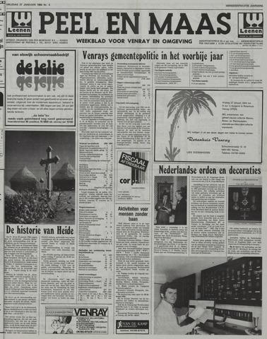 Peel en Maas 1984-01-27