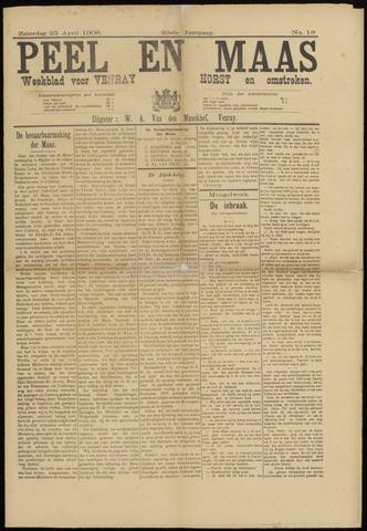 Peel en Maas 1908-04-25
