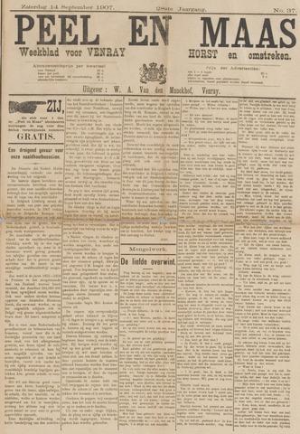 Peel en Maas 1907-09-14