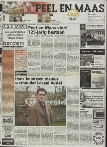 Peel en Maas 2005