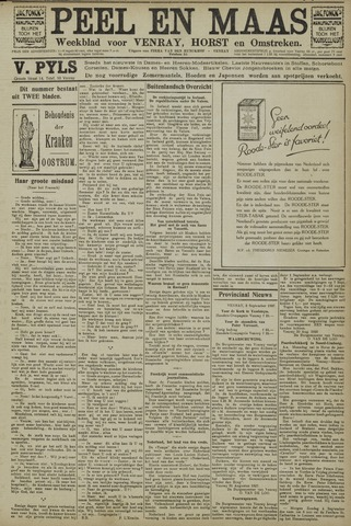 Peel en Maas 1927-09-03