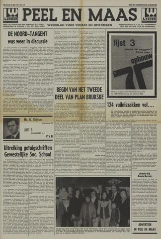 Peel en Maas 1974-05-10