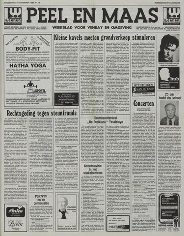 Peel en Maas 1984-08-30